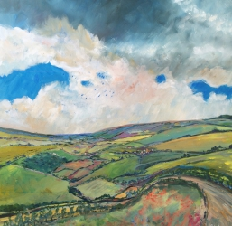 Over Yarcombe to Seaton Gap ( private collection)