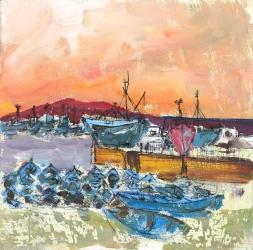 Essaouria port