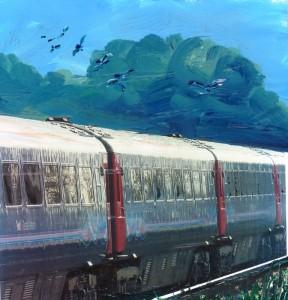 train transport small