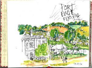 Port Eliot - as it is