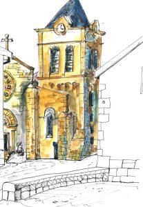 saint-agreve-church